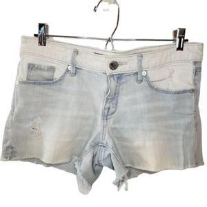 Mossimo > Premium Denim Lightwash Jean Shorts